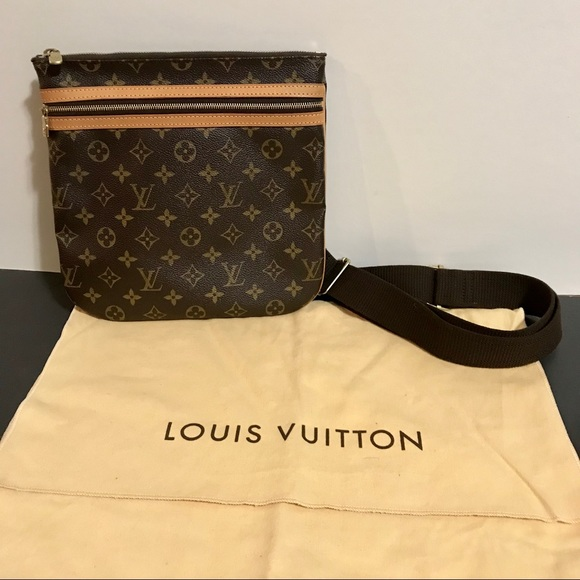 Louis Vuitton Handbags - Louis Vuitton Pochette Bosphore  Authentic  4811fafa40e05